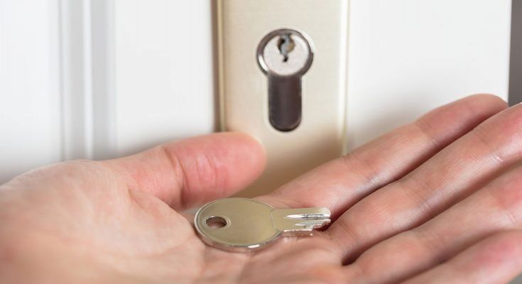 Was tun, wenn der Schlüssel im Schloss bricht?