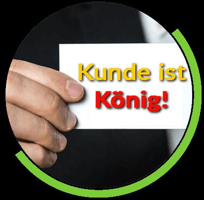 Frankfurter Hartwig Schlüsseldienst Motto