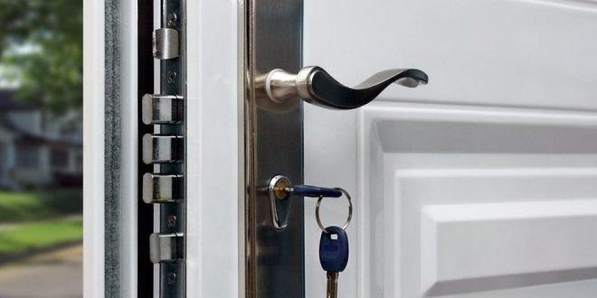 Anti-Diebstahl-Türen